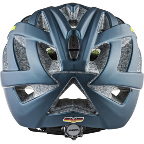 Alpina Panoma 2.0 L.E. Helmet blue-neon-yellow